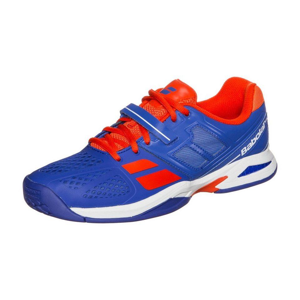 BABOLAT Propulse All Court Tennisschuh Kinder in blau / rot