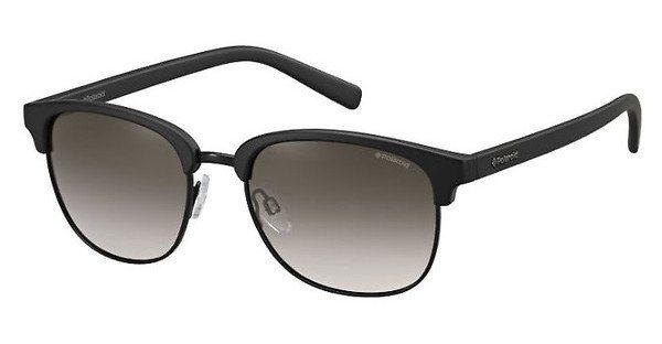 Polaroid Herren Sonnenbrille » PLD 1012/S« in POV/WJ - schwarz/grau