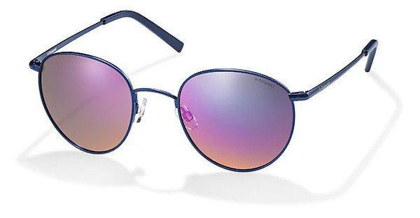 Polaroid Sonnenbrille » PLD 6010/S« in BHQ/OZ - blau/lila
