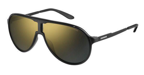 Carrera Eyewear Herren Sonnenbrille » NEW CHAMPION«, schwarz, 8F8/HA - schwarz/braun
