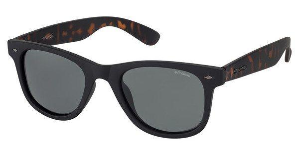 Polaroid Herren Sonnenbrille » PLD 1016/S« in LL1/Y2 - schwarz/grau