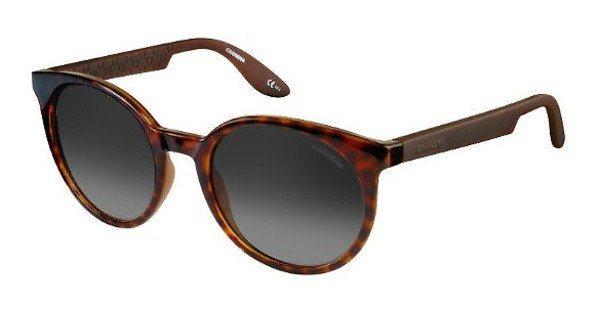 Carrera Damen Sonnenbrille » CARRERA 5024/S« in 702/HA - braun/braun