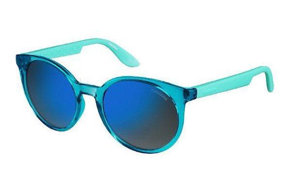 Carrera Damen Sonnenbrille » CARRERA 5024/S« in 7B2/T7 - blau/blau