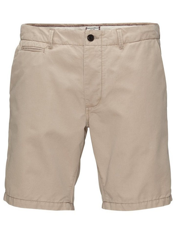 Jack & Jones Graham AKM 202 Chinoshorts in White Pepper