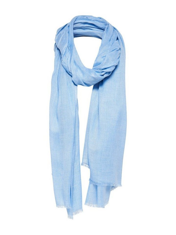 Only Melange- Schal in Cashmere Blue