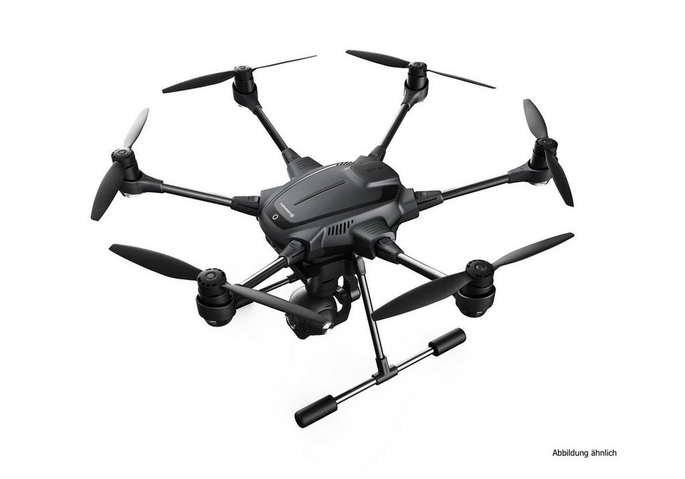 Yuneec Multicopter / Hexacopter »Typhoon H Advance« in schwarz
