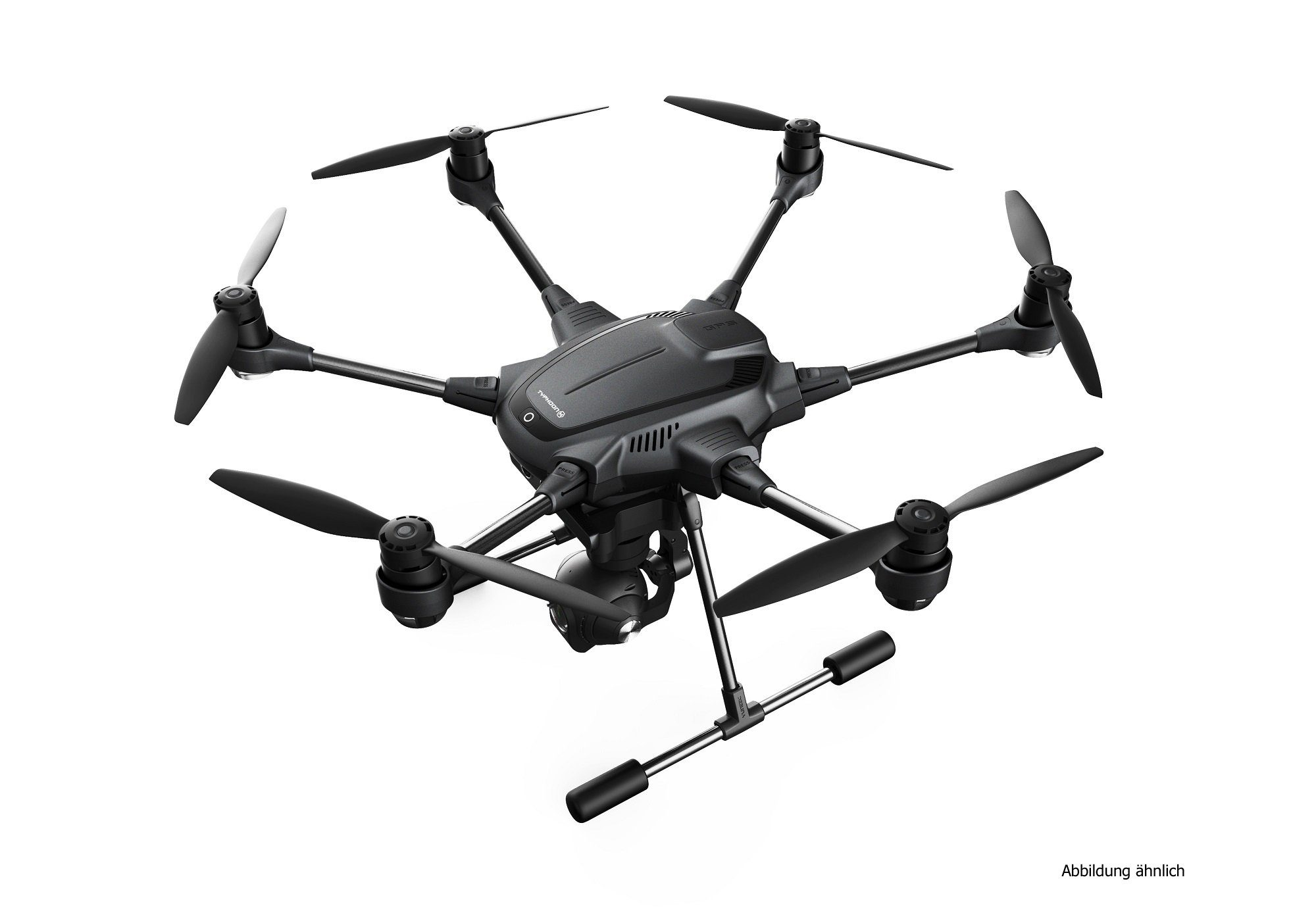 Yuneec Multicopter, Hexacopter (CGO3 plus Kamera 12 MP) + 1 Gratis Akku »Typhoon H Advance«