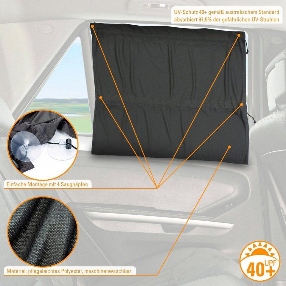 DIAGO Auto-Sonnenschutz Slide&Shade in NoColor