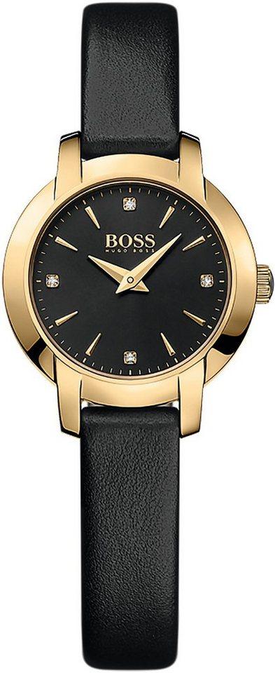 Boss Quarzuhr »LADIES SUCCESS, 1502383« in schwarz