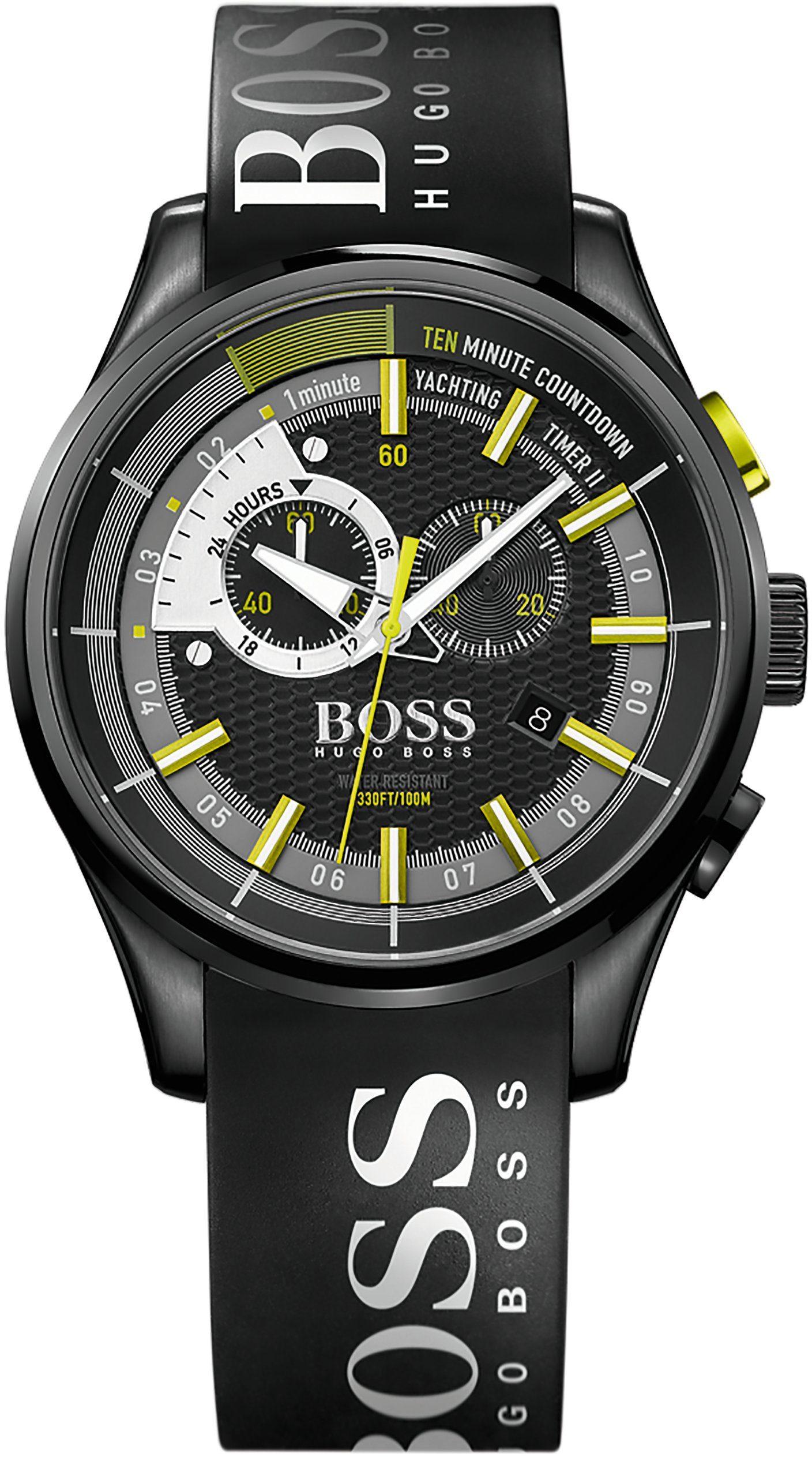 Boss Chronograph »YACHTING TIMER II, 1513337«