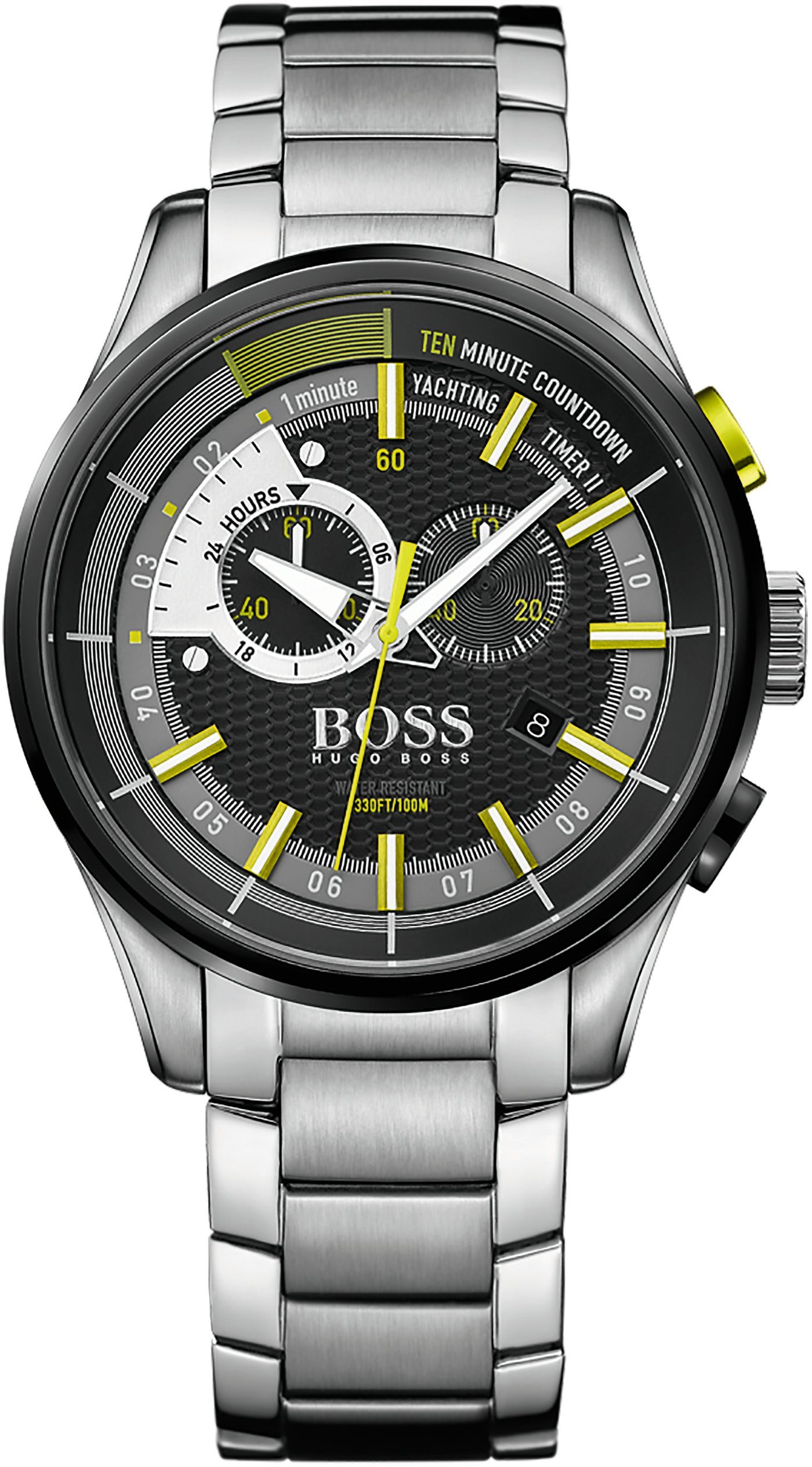 Boss Chronograph »YACHTING TIMER II, 1513336«