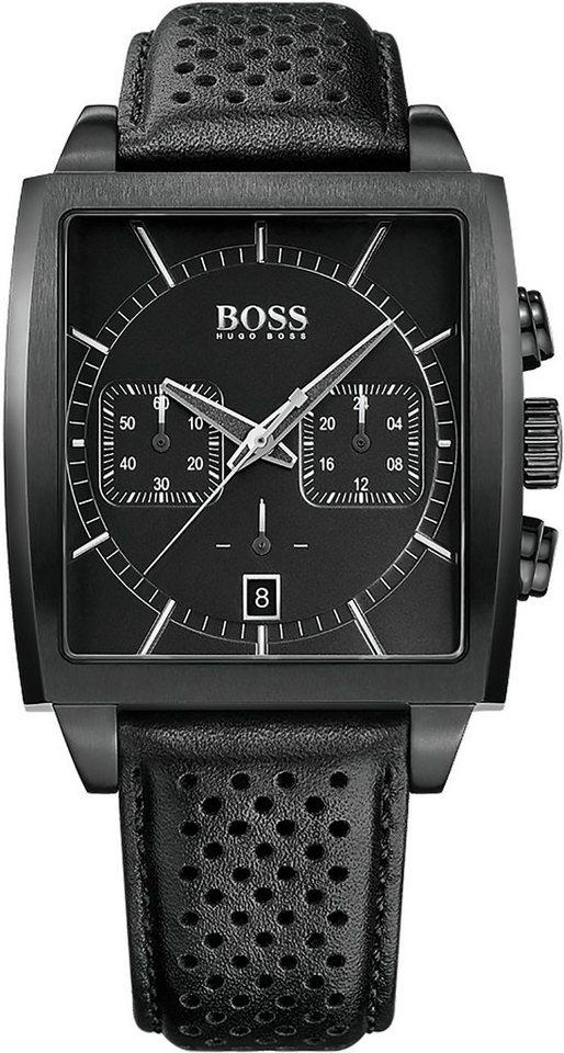 Boss Chronograph »HB-1005, 1513357« in schwarz