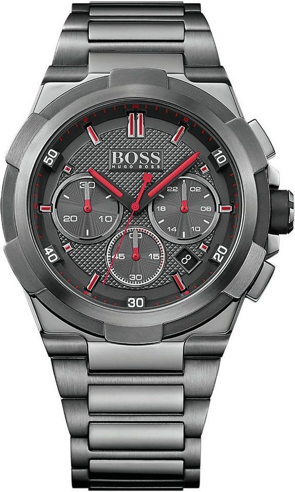 Boss Chronograph »SUPERNOVA, 1513361« in grau
