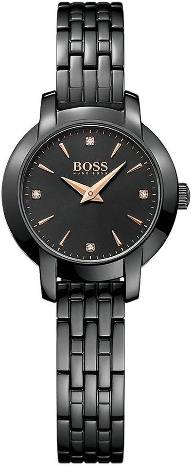 Boss Quarzuhr »LADIES SUCCESS, 1502387« in schwarz
