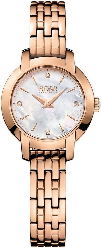 Boss Quarzuhr »LADIES SUCCESS, 1502379« in roségoldfarben