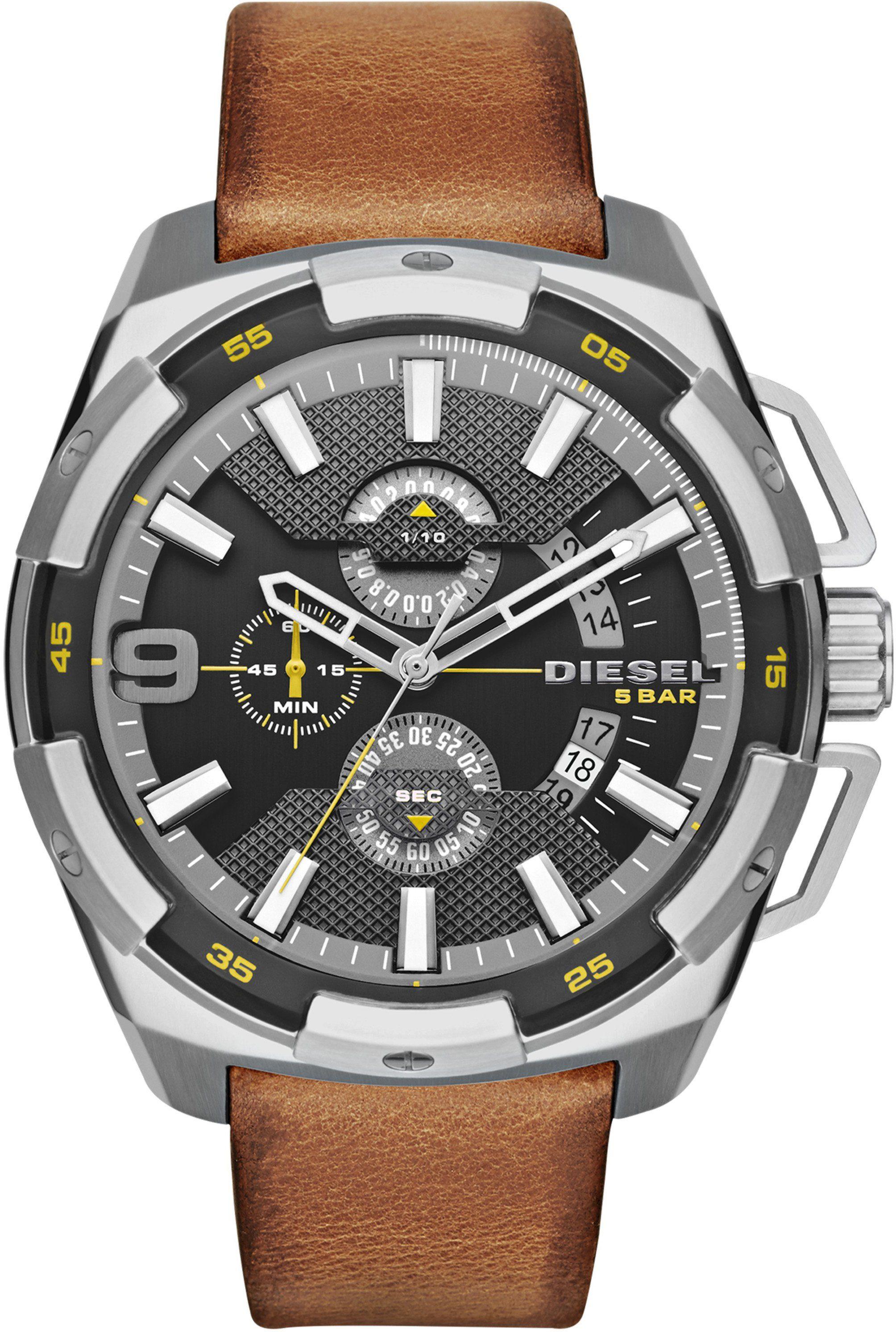 Diesel Chronograph »HEAVYWEIGHT, DZ4393«