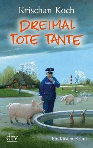 Broschiertes Buch »Dreimal Tote Tante / Thies Detlefsen Bd.4«