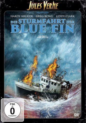 DVD »Die Sturmfahrt der Blue Fin«