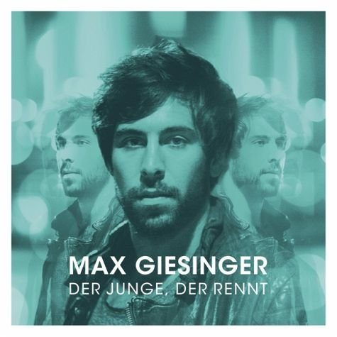 Audio CD »Max Giesinger: Der Junge,Der Rennt«