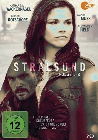 DVD »Stralsund - Folge 5-8«
