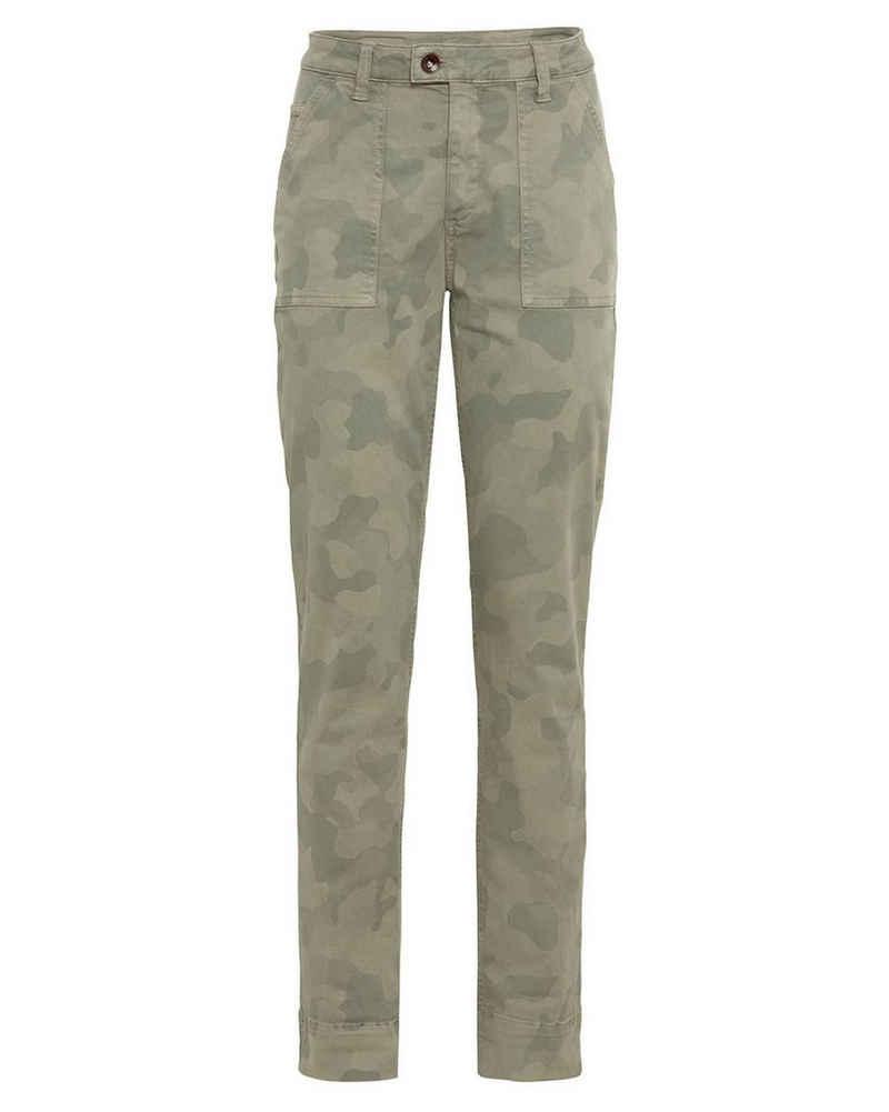 camel active 5-Pocket-Hose »Damen Hose Relaxed Fit«