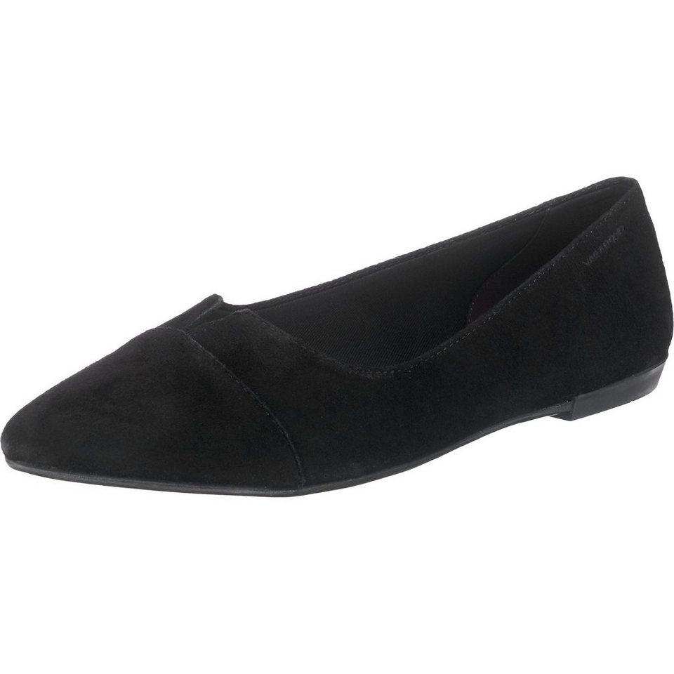 VAGABOND Ballerinas in schwarz