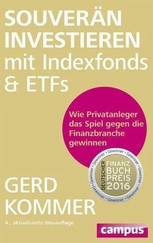 Broschiertes Buch »Souverän investieren mit Indexfonds und ETFs«