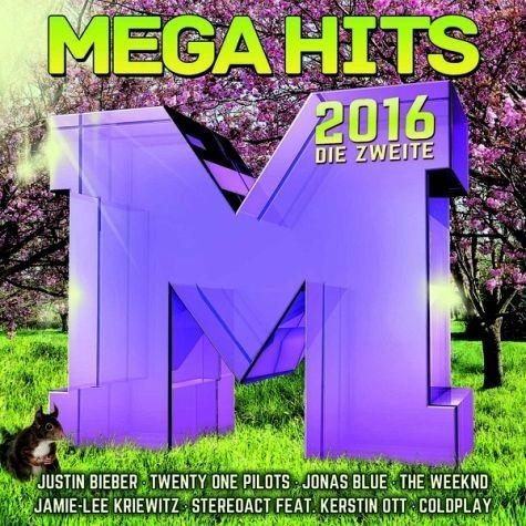 Audio CD »Diverse: Megahits 2016-Die Zweite«