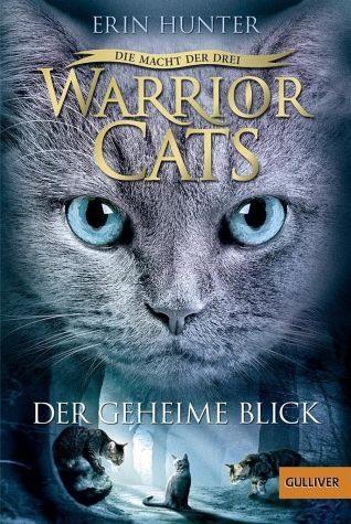 Broschiertes Buch »Der geheime Blick / Warrior Cats Staffel 3 Bd.1«