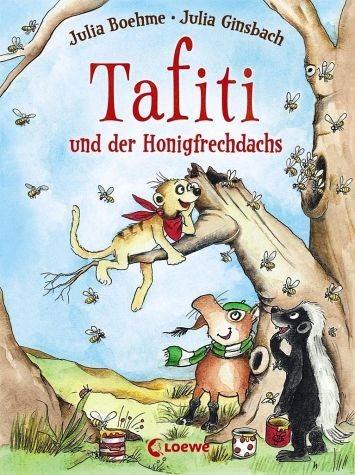 Gebundenes Buch »Tafiti und der Honigfrechdachs / Tafiti Bd.7«