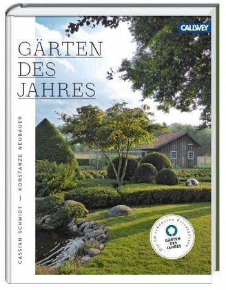 Gebundenes Buch »Gärten des Jahres«