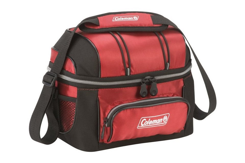 Coleman Campingkühlbox & -Tasche »Soft Cooler 6 Cans« in rot