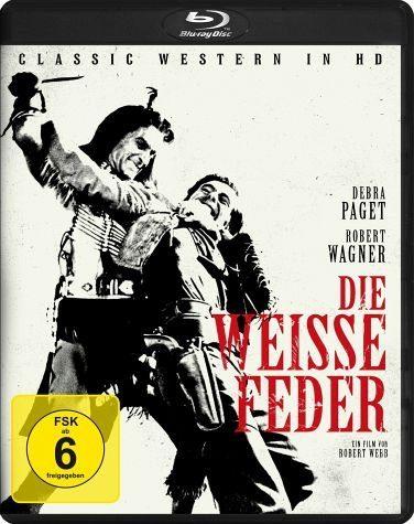 Blu-ray »Die weiße Feder«