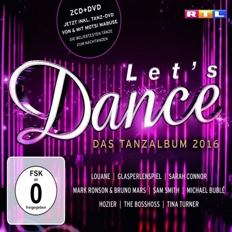 CD+DVD »Various: Let'S Dance-Das Tanzalbum 2016...«