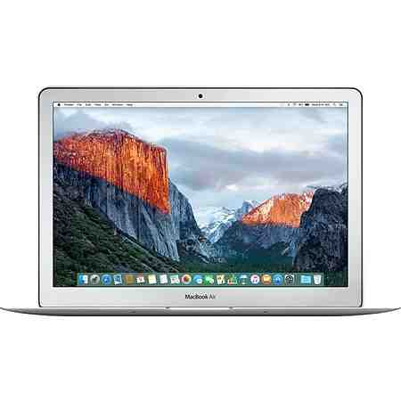 "Apple MacBook Air 13,3"" 128 GB SSD"