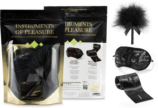 Bijoux Indiscrets Erotik-Toy-Set »Instruments of Pleasure - Green«, 4-tlg.