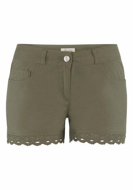 Hosen - Aniston by BAUR Shorts in Popeline Qualität ›  - Onlineshop OTTO