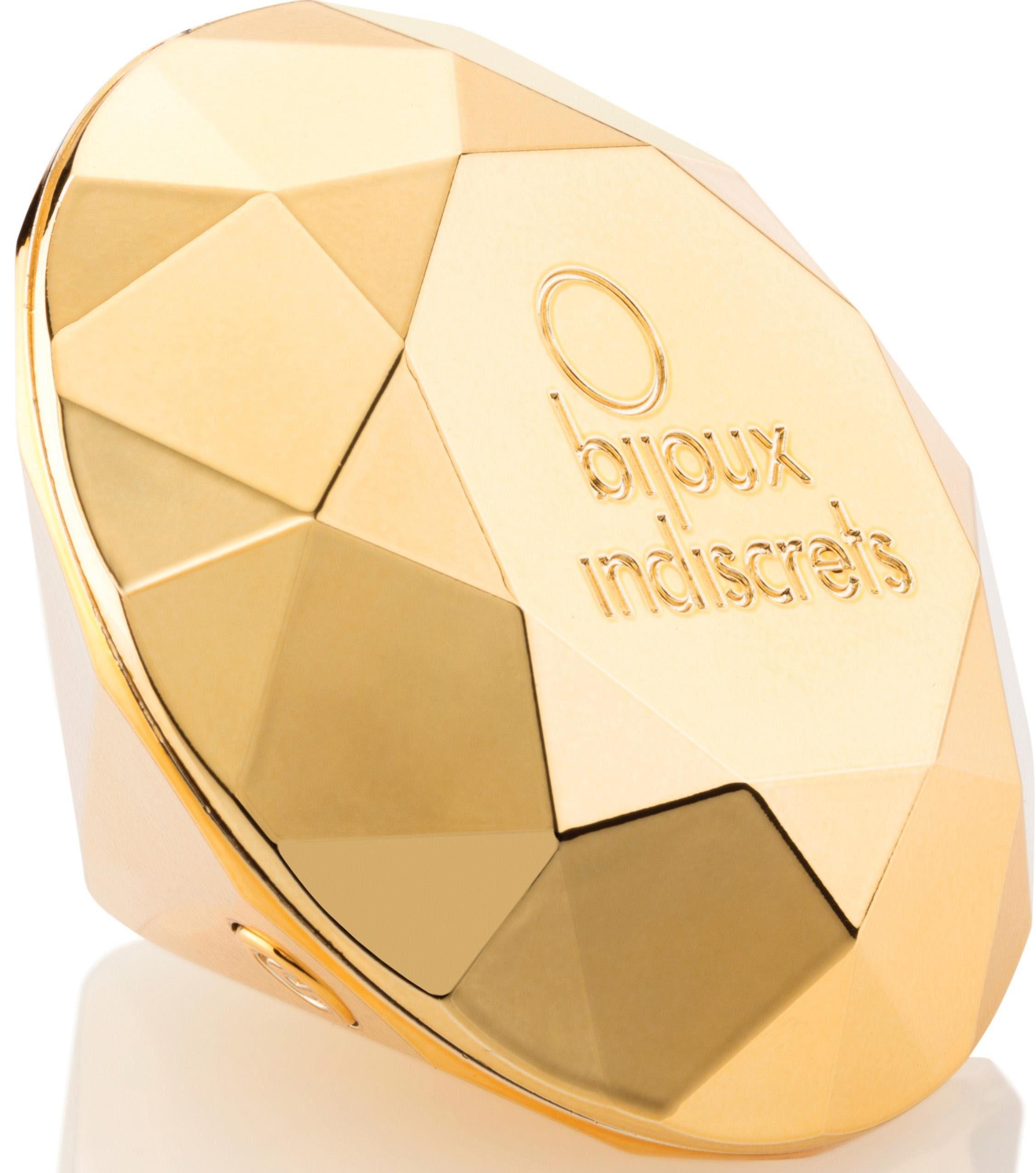 Bijoux Indiscrets Auflegevibrator im Diamant-Design »Diamond 21«