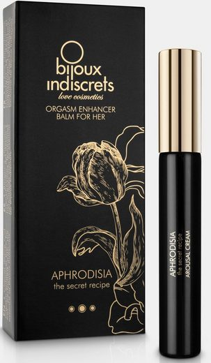 Bijoux Indiscrets Stimulationsgel »Aphrodisia Orgasm Enhancer«, mit Orgasmus-Verstärker