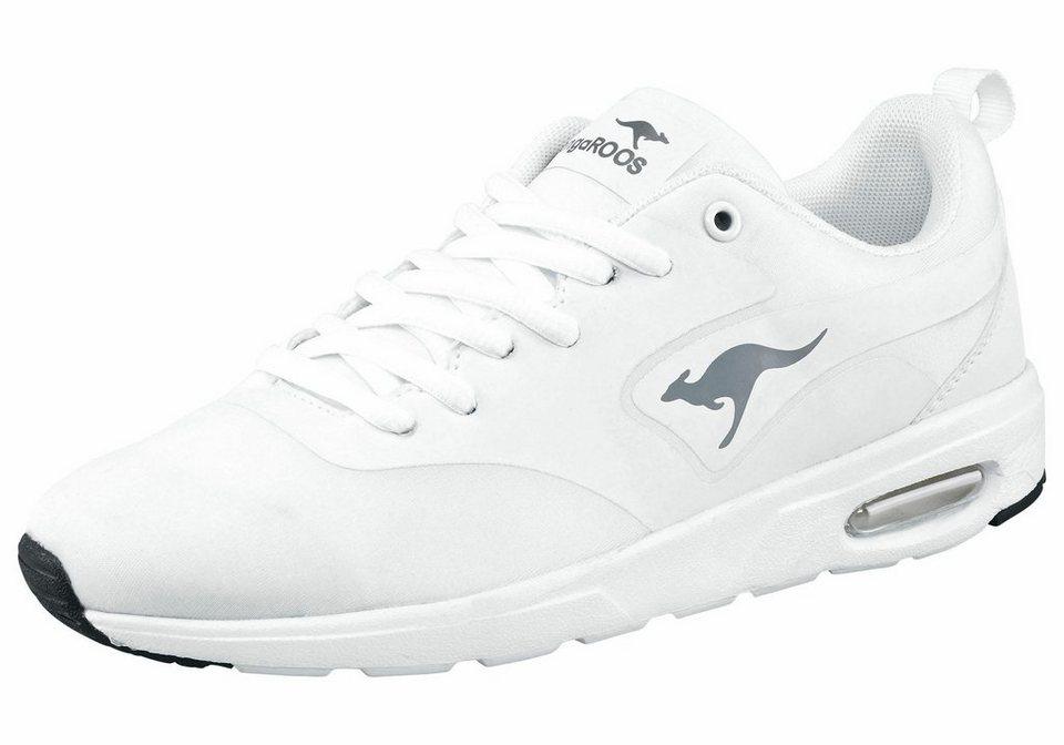 KangaROOS KangaCore Sneaker in Weiß