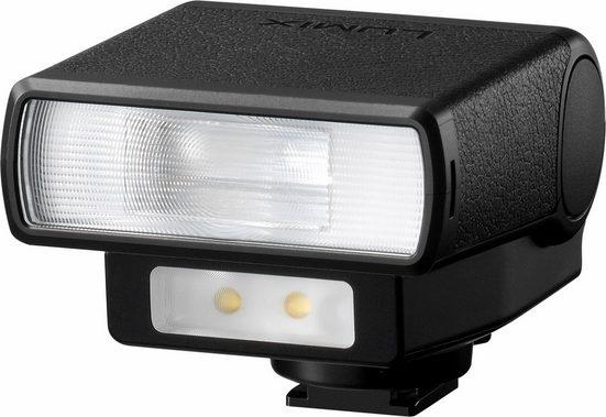 Panasonic »DMW-FL200LE« Aufsteckblitz, (Reflektor bis zu 90 Grad schwenkbar)