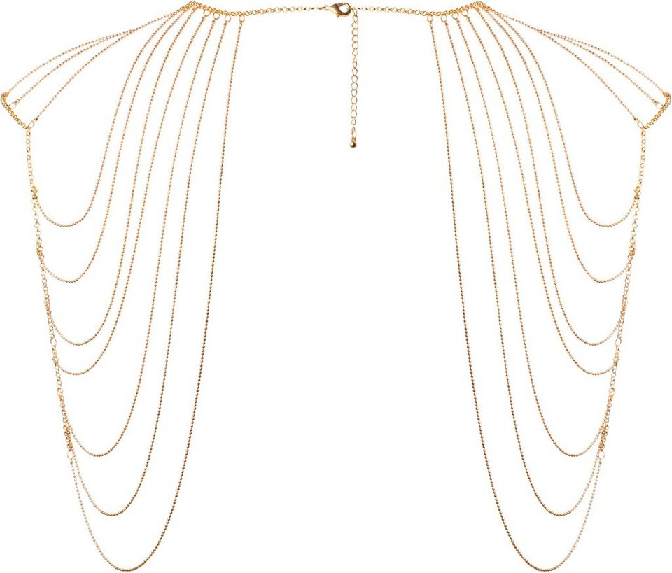 Bijoux indiscrets Rückenschmuck als Hingucker »Magnifique Shoulder Jewelry« in gold