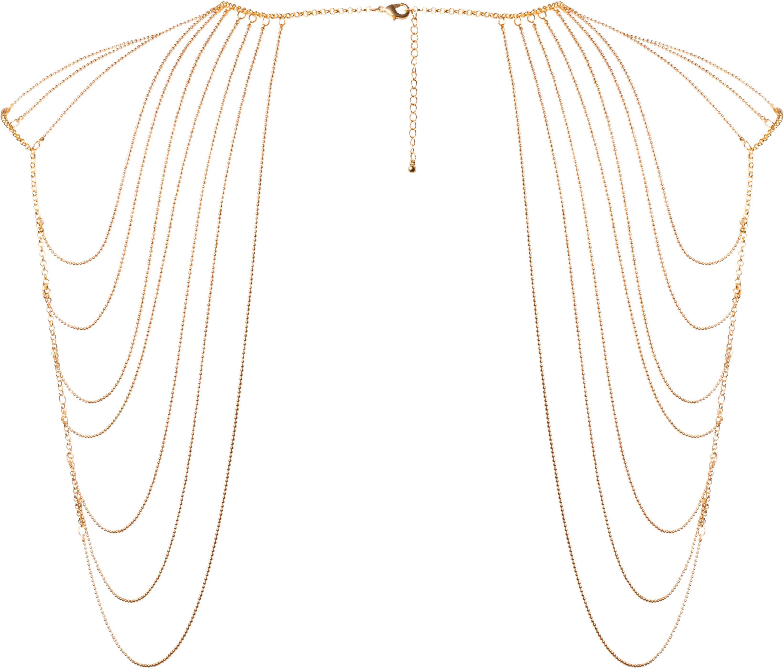 Bijoux indiscrets Rückenschmuck als Hingucker »Magnifique Shoulder Jewelry«