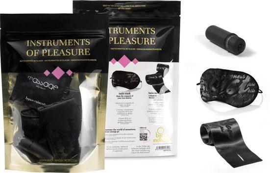 Bijoux Indiscrets Erotik-Toy-Set »Instruments of Pleasure - Purple«, 4-tlg.
