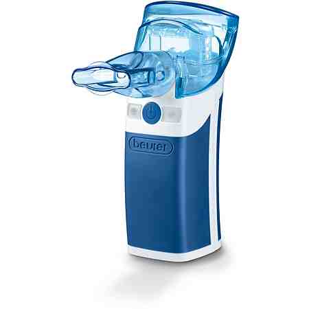 Inhalatoren dienen der Behandlung der oberen und unteren Atemwege bei Erkältung, Asthma oder Atemwegserkrankungen.