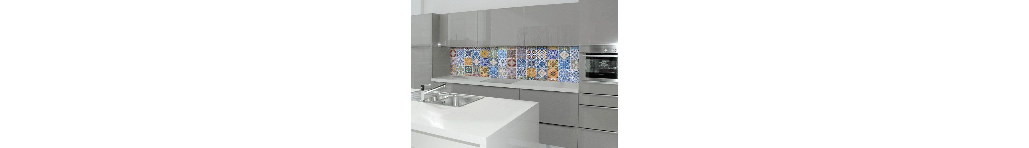 Küchenrückwand - Spritzschutz »profix«, Pablo Fliese, 220x60 cm