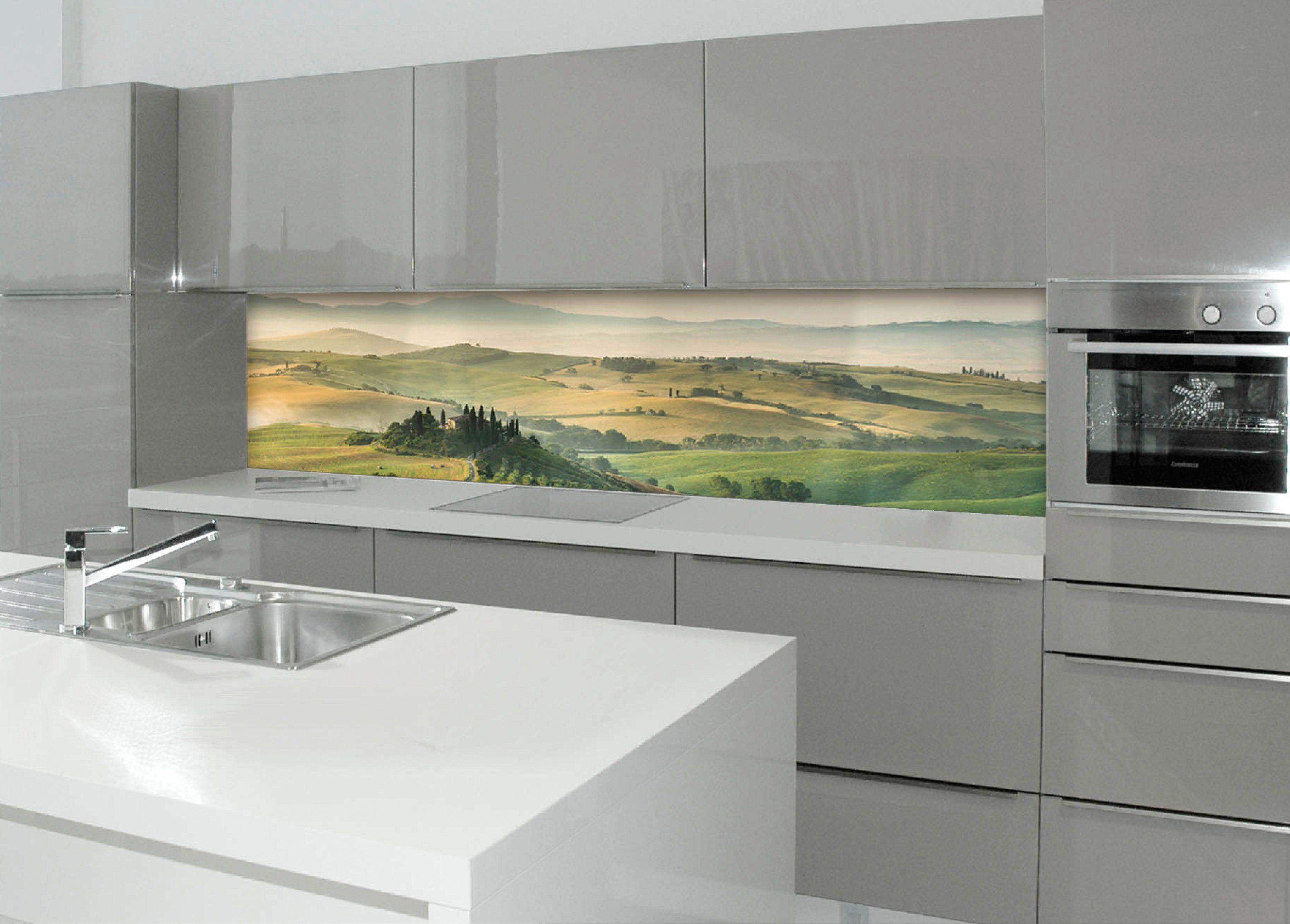 Küchenrückwand - Spritzschutz »profix«, Italien, 220x60 cm