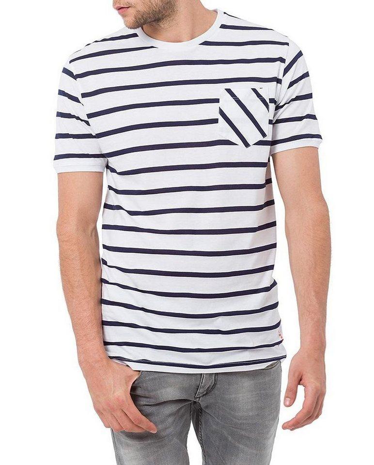 CROSS Jeans ® T-Shirt in white