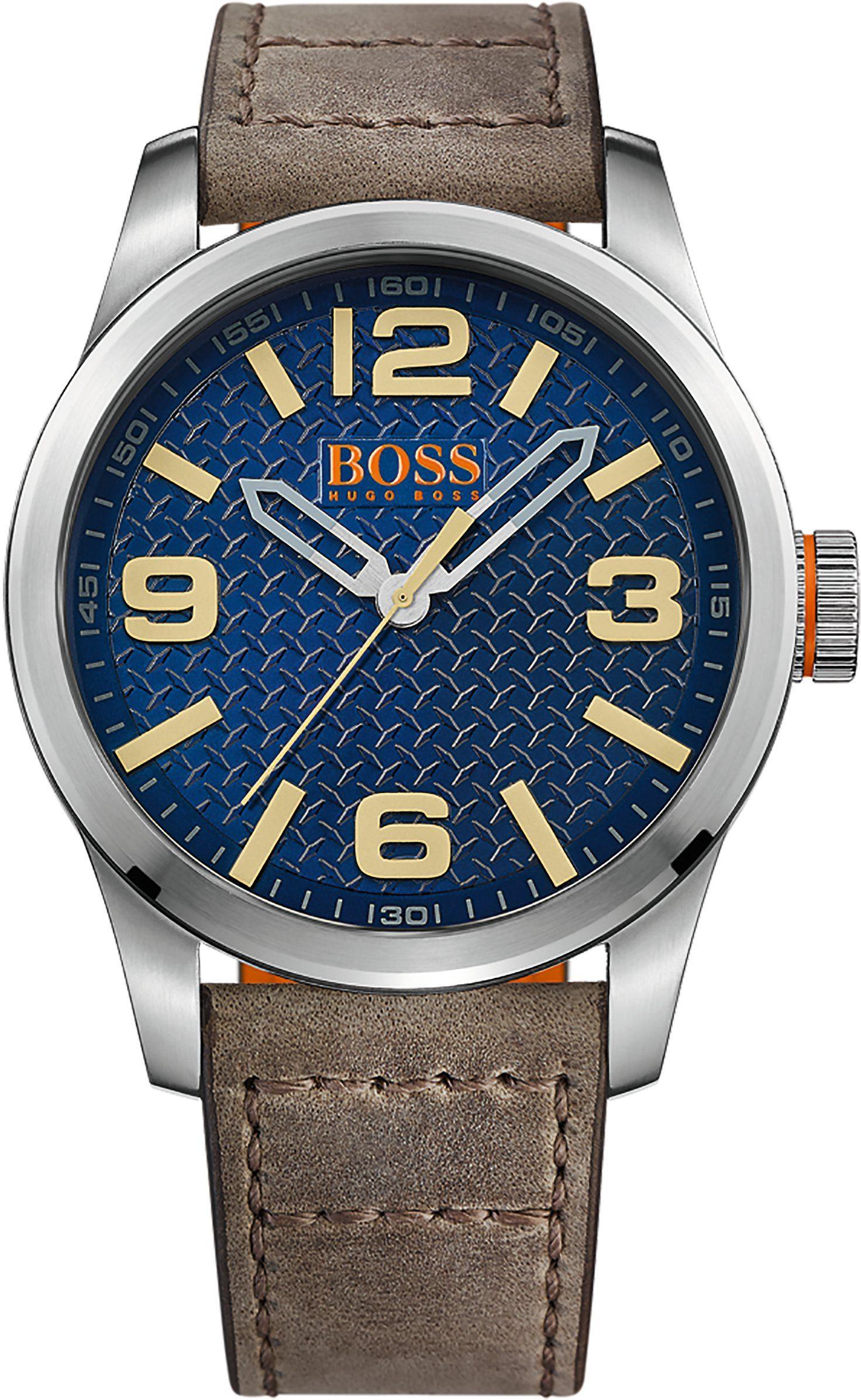Boss Orange Quarzuhr »PARIS, 1513352«