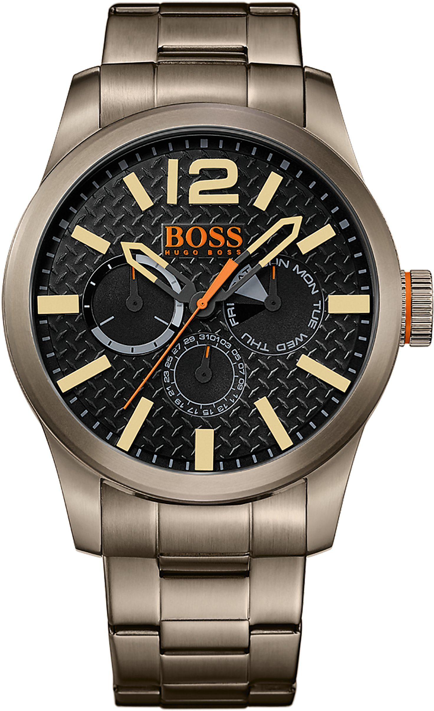Boss Orange Multifunktionsuhr, »PARIS MULTIEYE, 1513313«